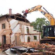empresa de derribos y demoliciones